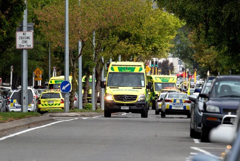 Нова Зеландия, терористично нападение, джамия