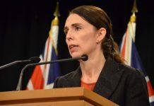 премиерът на Нова Зеландия Джасинда Ардерн