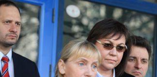 Елена Йончева, Корнелия Нинова