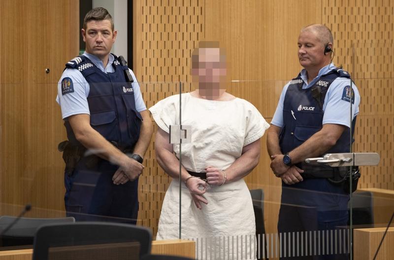 Нова Зеландия, терорист, нападение