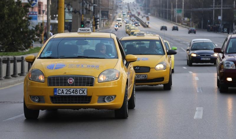 Таксиметрови шофьори