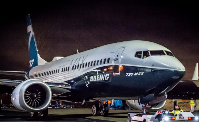 Боинг 737 Mакс