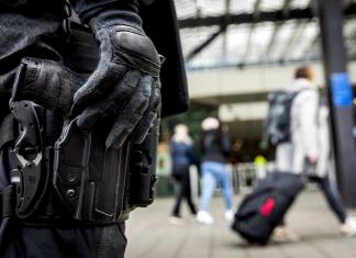 Холандия, полиция