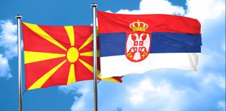 Македония, Русия