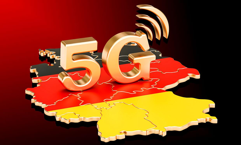 5G, Германия