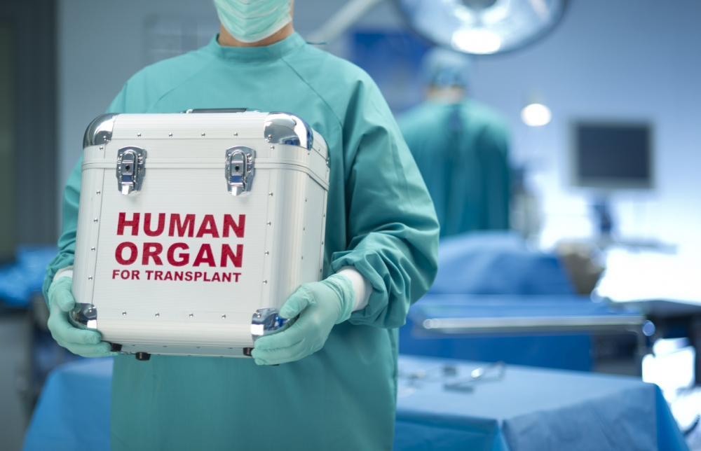 трансплантации, органи