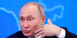 Путин, Крим