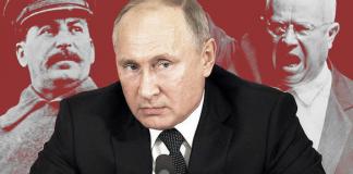 Путин, Хрушчов