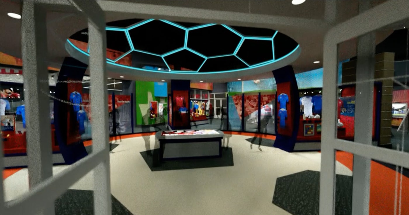 Музей на футбола