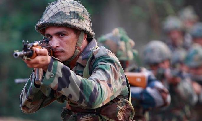 Индийски войници