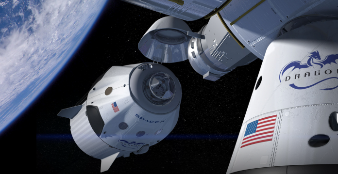 космически кораб, капсула