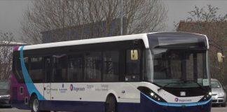 безпилотен автобус