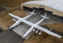 Stratolaunch Systems, самолет, най-големият