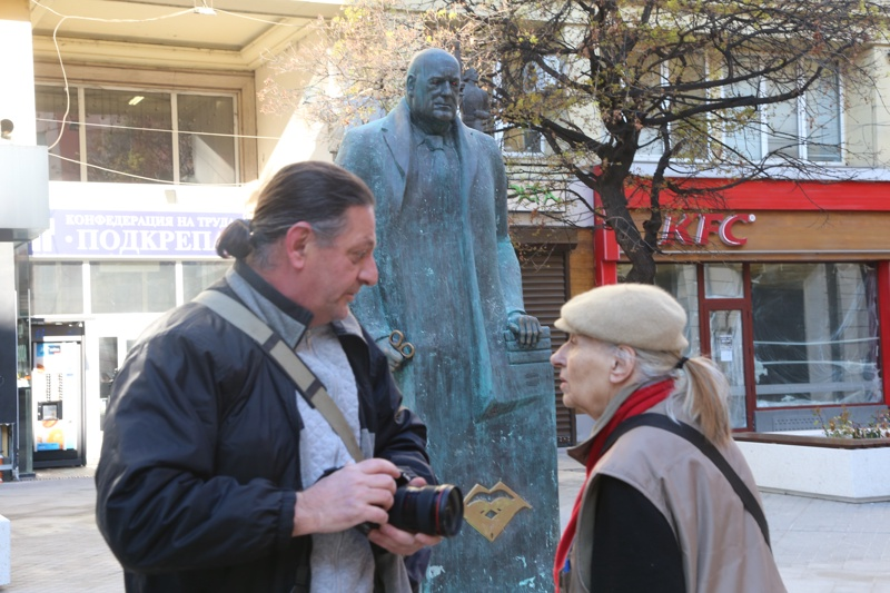 паметник, Борисов