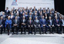 финансови министри, Г 20