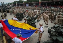 Венецуела, хуманитарна криза