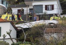 Португалия, катастрофа, автобус