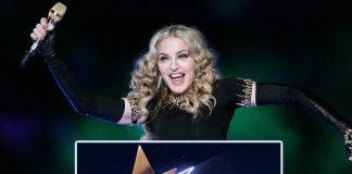 Мадона, Евровизия
