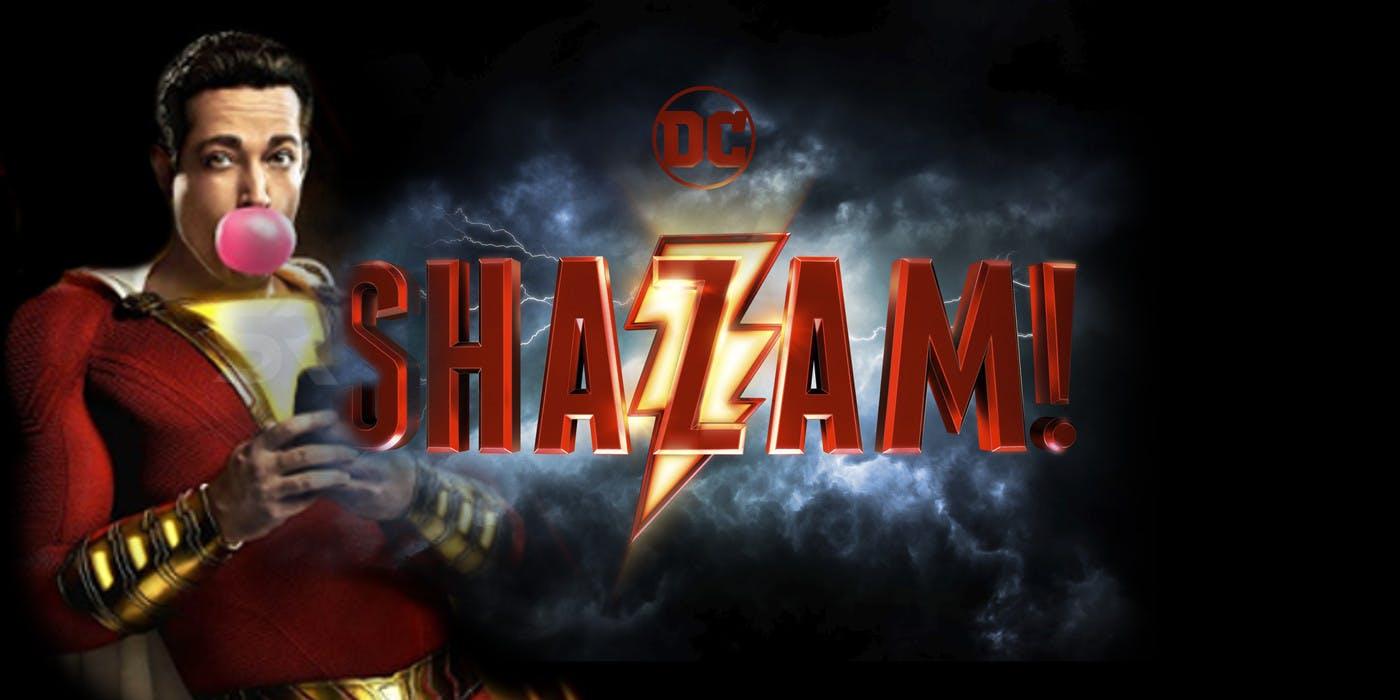 Shazam, филм