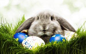 яйца, Великден