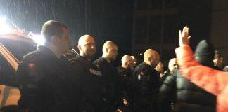 Габрово, протест