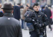 Полиция, Франция