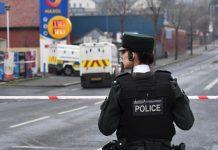 стрелба, Северна Ирландия