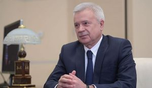Вагит Алекперев