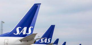 SAS, авиокомпания, стачка