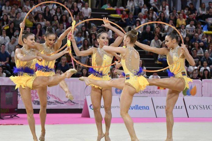 ансамбъл, художествена гимнастика