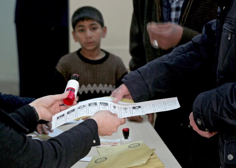 Турция, избори, Истанбул