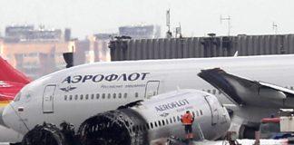самолет, Русия