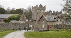 Замъкът Уард, Белфаст