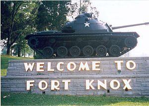 Форт Нокс, Кентъки