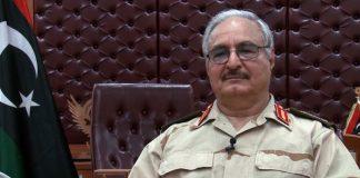 маршал Халифа Хафтар
