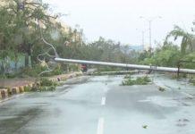 циклон, Фани