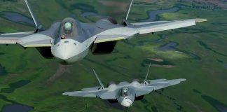 Су-57, изтребители