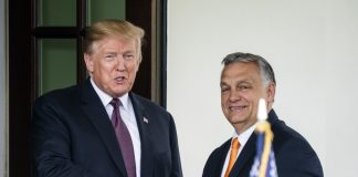 Тръмп и Орбан