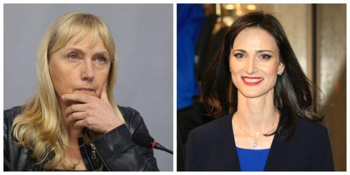Елена Йончева, Мария Габриел
