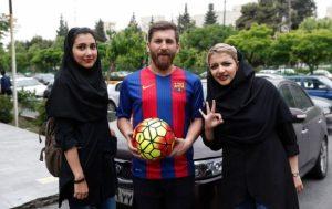 иранския меси