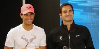 Надал и Федерер