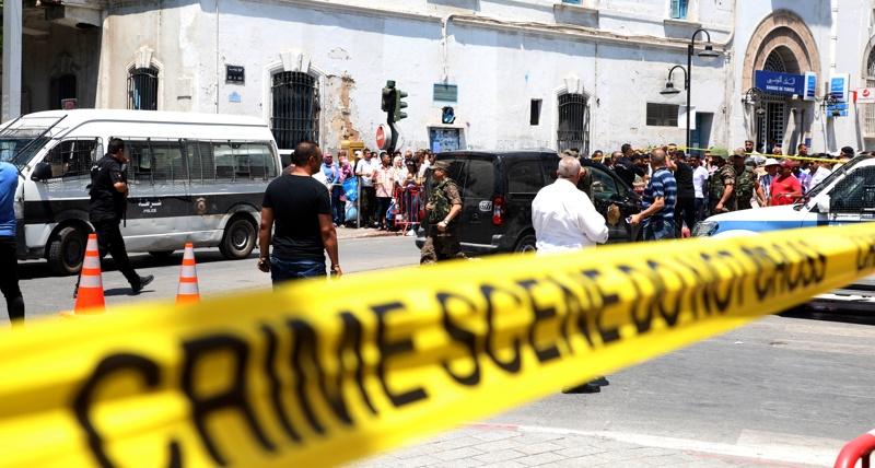 Тунис, атентат