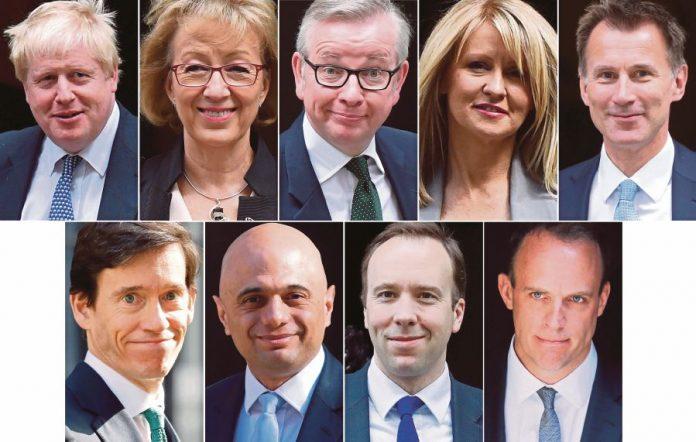кандидати за премиер