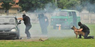 демонстрация, Силистра, полиция, деца