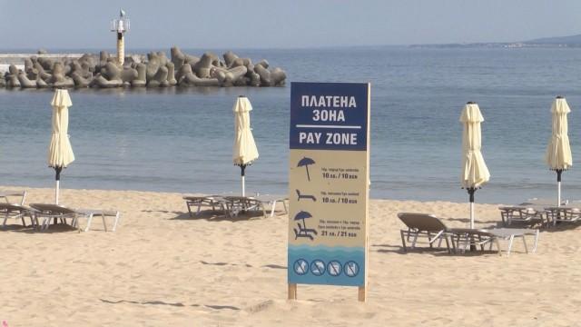 Черноморие, Гърция, море