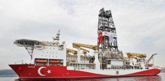 "турския кораб ""Явуз"""