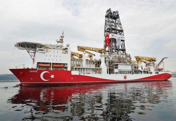 турския кораб