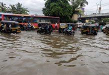 Мумбай, наводнения