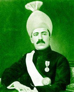 Осман Али Кан