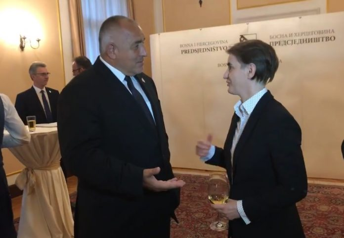 Бойко Борисов, Ана Бърнабич